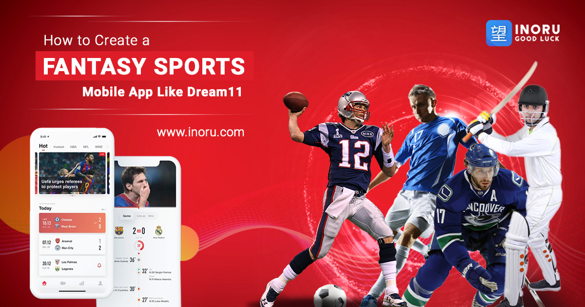 Fantasy Sports Mobile App like Dream11