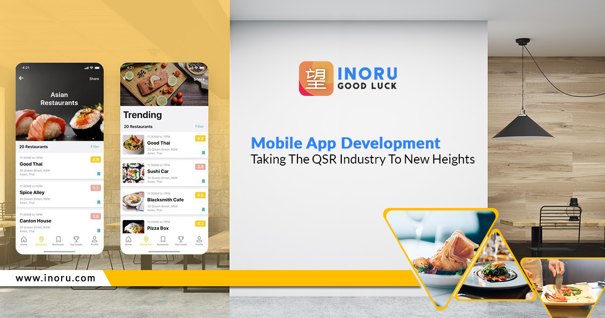 Restaurant App Development