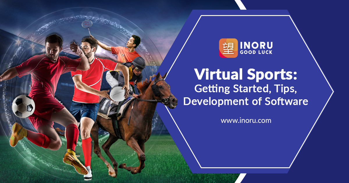 Virtual sports betting software