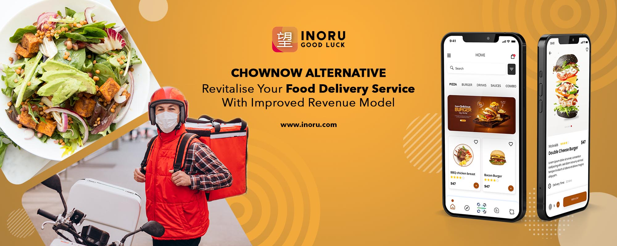 ChowNow Alternative,ChowNow Clone,Online Food Delivery,Delivery Restaurant near me,Food Delivery App