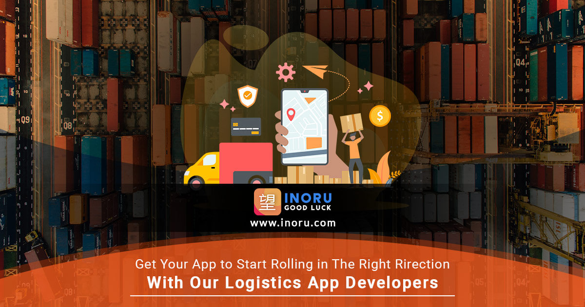 Logistics App Development Company | Logistics Mobile App Development | Logistic and Transport App Development