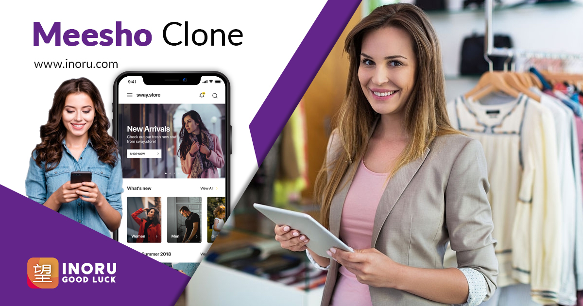 Get started on this lucrative business swiftly with our Meesho clone app